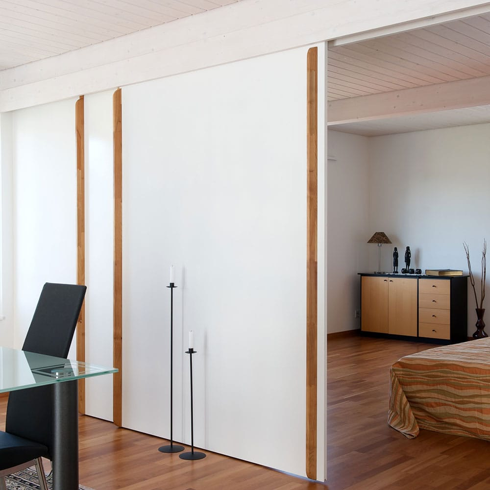 Innenausbau von Truttmann Holzprofis Emmenten AG