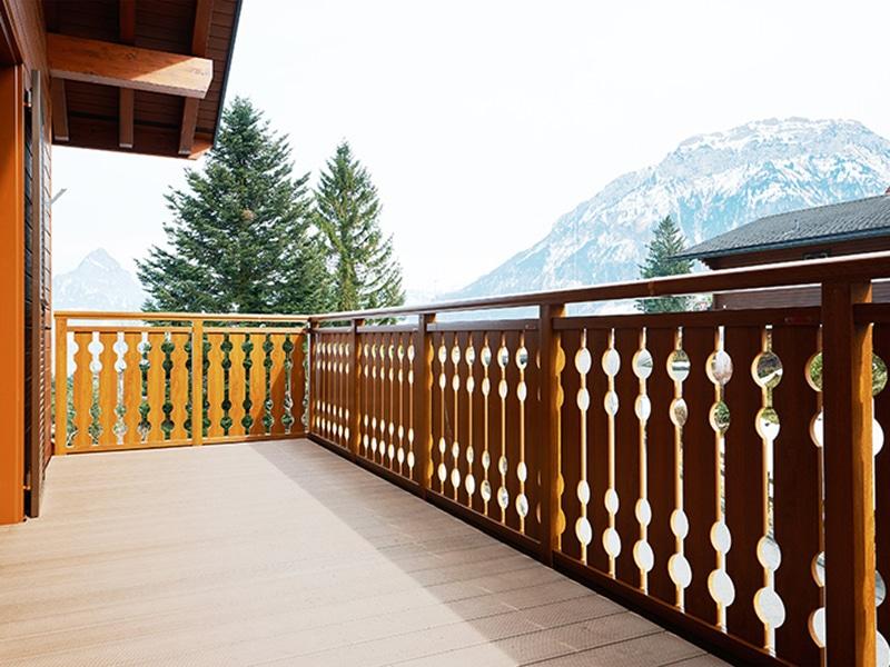 Truttmann Holzprofis Balkonroste