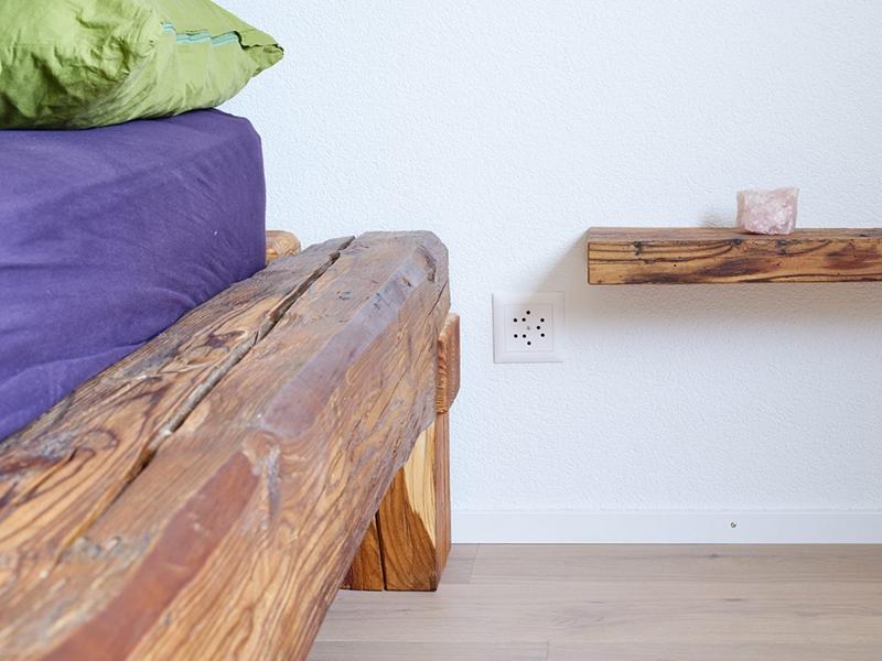 Truttmann Holzprofis Bett