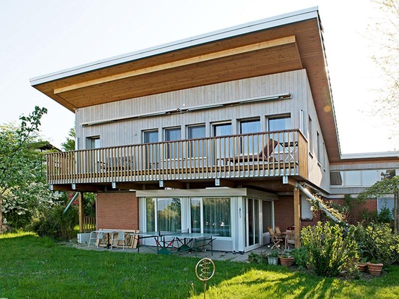 Truttmann Holzprofis Fassaden