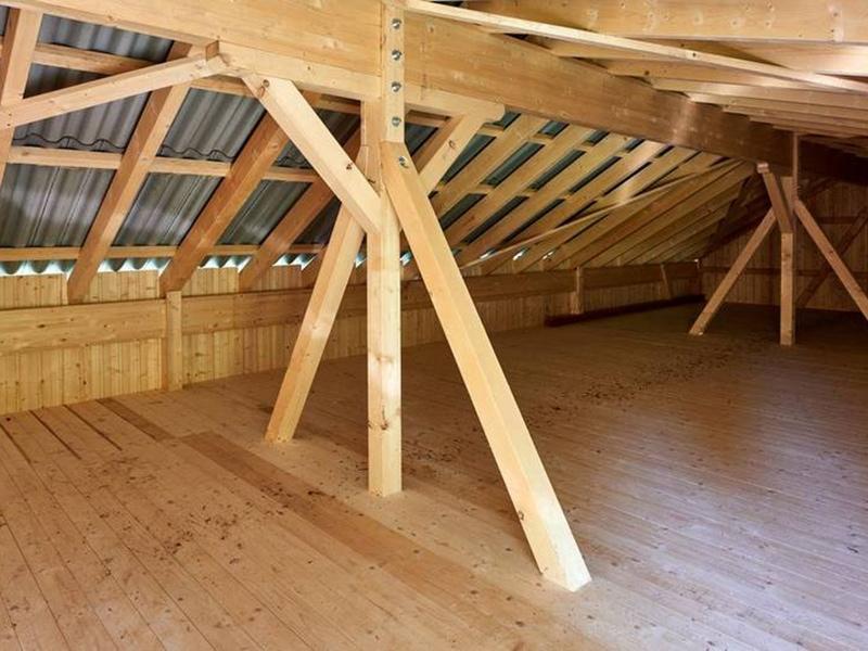 Truttmann Holzprofis Holzkonstruktionen