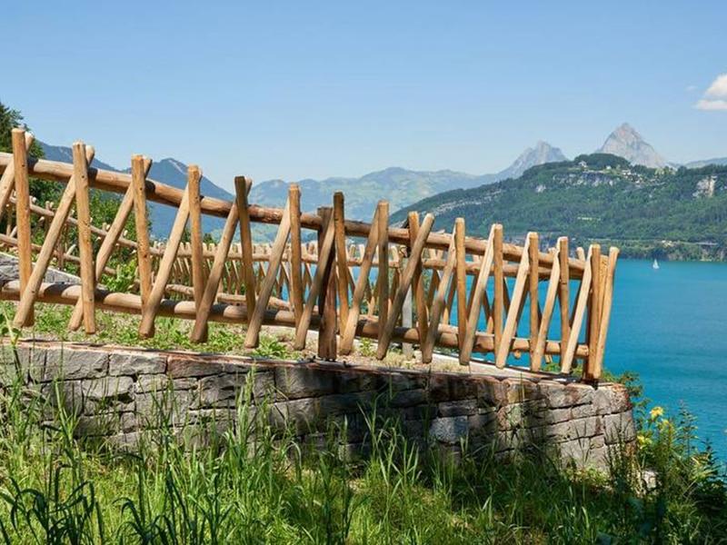 Truttmann Holzprofis Zäune